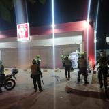 Saqueos en noveno día de protestas en Barranquilla