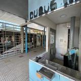 Seis estaciones de Transmetro fueron vandalizadas tras protestas