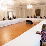 Primera reunión entre Gobierno y Comité del Paro