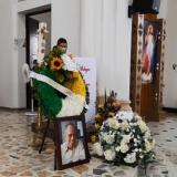En Cereté le dieron el último adiós a Rafael Chica