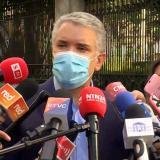 Duque dice que no hay justificación para los bloqueos en el país