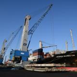 Terminales movieron 1 millón de toneladas