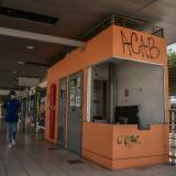 Usuarios de Transmetro, afectados por vandalismo