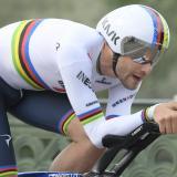 Filippo Ganna se impone en el prólogo del Giro de Italia