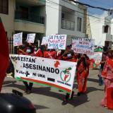"""""""Nos están asesinando"""", el clamor de las mujeres wayuu"""