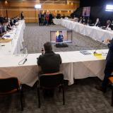 Alcaldes piden al Comité del Paro que acepte invitación a dialogar con Duque