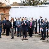 Líderes religiosos del país se reunieron con el presidente Duque