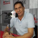 Fabio Zuleta hospitalizado por secuelas de covid
