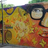 Ocho murales rinden tributo al Viejo Valledupar