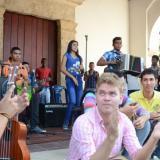 Plantón musical al aire libre en Cartagena este martes