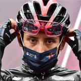Egan Bernal descubre flaquezas durante la cuarta etapa del Giro