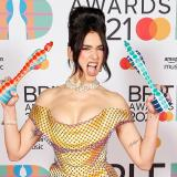 Dua Lipa, Taylor Swift y Little Mix triunfan en los Brit Awards