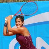 María Paulina Pérez, torneo Monastir Túnez