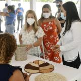 Reinauguran el Centro Artesanal de Usiacurí