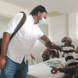 Habilitan hogar de paso para habitantes de la calle en Cartagena