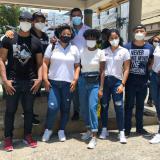 Consultorio jurídico de Uniguajira asesora a las personas que protestan