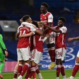El Arsenal gana el derbi al Chelsea y se acerca a Europa