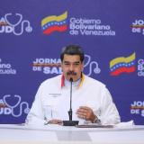 """Maduro dice estar """"listo"""" para reunirse  con toda la oposición"""