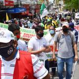 La Procuraduría de Sucre pide mesura en las marchas