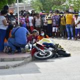 Sicarios asesinaron a bala a un hombre en el barrio Ciudad Modesto