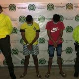 Capturan a dos hermanos por crimen de un celador en Manaure