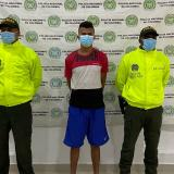 Medida de aseguramiento contra presunto asesino de líder palenquero en Córdoba