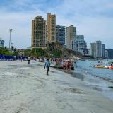 Santa Marta aspira tener 10 mil turistas este fin de semana festivo
