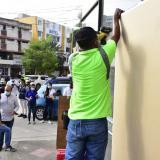 Privados ayudarán en reparación de locales de la calle 72