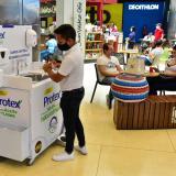 Sin pico y cédula revive el comercio en Barranquilla