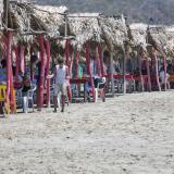 Balance positivo en playas del Atlántico tras la reapertura