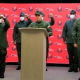 Venezuela confirma el secuestro de ocho soldados en combate fronterizo