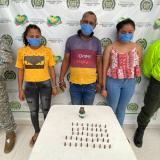 Caen presuntos integrantes del Clan del Golfo que delinquen en la Mojana