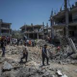 Israel y Gaza entran en segunda semana de escalada bélica