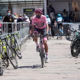 Egan Bernal líder etapa 10 del Giro