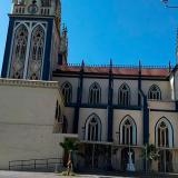 Denuncian hurto en la iglesia San Roque en Barranquilla