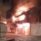 Un muerto y 16 heridos en Yumbo por desmanes en CAI