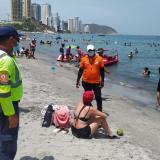 30 mil turistas visitaron Santa Marta durante fin de semana
