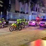 Policía atendió 208 riñas el fin de semana