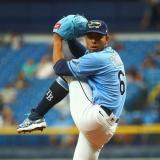 Luis Patiño tuvo una apertura con seis ponches, pero sin decisión