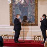 José Manuel Restrepo se posesionó como ministro de Hacienda