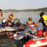 Selfie peligrosa: 20 turistas pretendían tomarse una foto y la embarcación se volcó