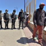 Éxodo masivo de migrantes marroquíes a Ceuta llega a su fin