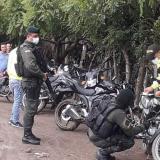 Se incrementan operativos en la zona rural de Montería