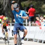 Miguel Ángel 'Supermán' dedica a Colombia el triunfo en la Vuelta a Andalucía