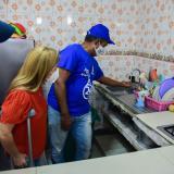"""""""El servicio de agua las 24 horas será una realidad en Malambo"""", dice la la gobernadora Noguera"""