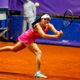 María Camila Osorio está en cuartos de final del WTA de Belgrado
