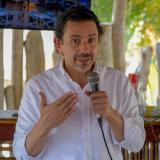 Miguel Ceballos, Alto Comisionado para la Paz,  deja su cargo