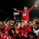LOSC Lille campeón de la Ligue 1 en Francia