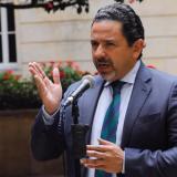 """Centro Democrático califica de """"desleal"""" la renuncia de Miguel Ceballos"""