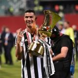 Cristiano Ronaldo goleador de la Serie A con Juventus